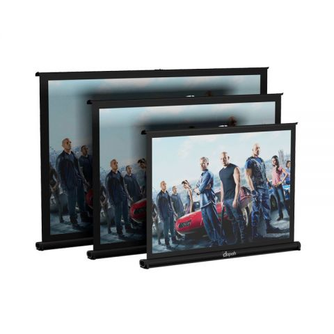 "Dopah 50"" Portable Table Top Projection Screen (16:9 format)"