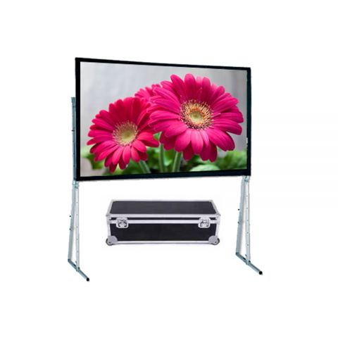 DP Fast Fold Screen 210D (10.6' x 14')