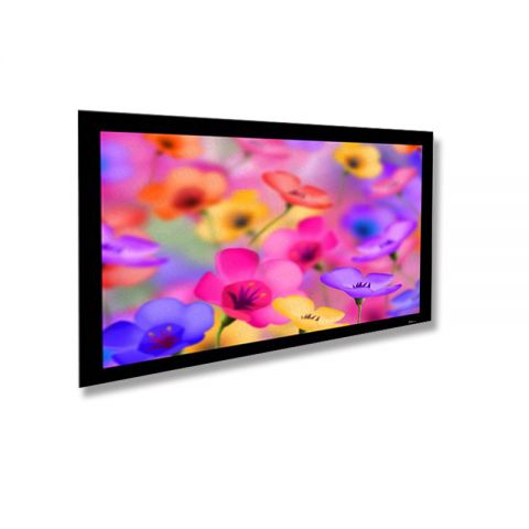 Draper Onyx Fixed Frame Screen 16:9 HDTV Format