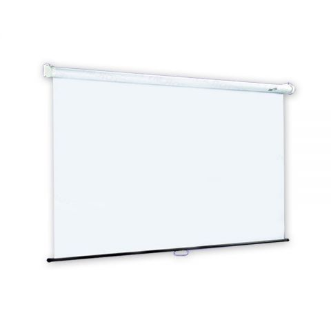 Draper Star Economical Classroom Wall Screen