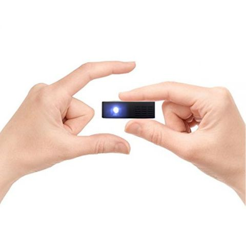 Mini Ray World's Smallest Pocket DLP Projector