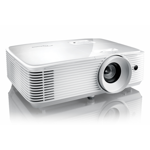 Optoma W412 DLP WXGA 4400 Lumens Data Projector