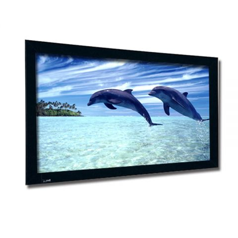 Unic Fixed Frame Screen 16:9 HDTV Format