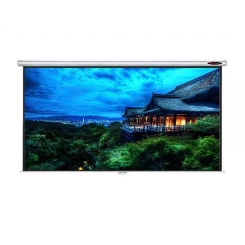 "Unic Manual Wall Screen WMS-106HD (51.9"" x 92.4"")"