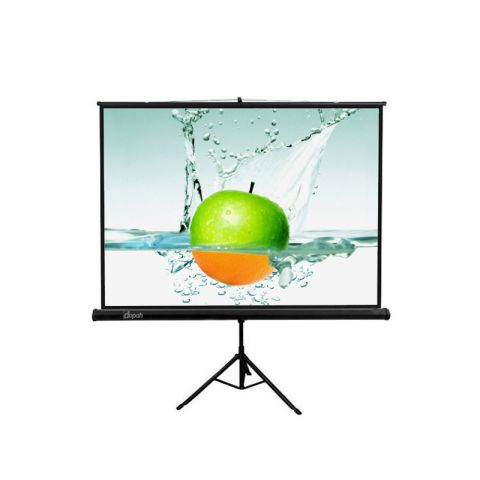 "Dopah Tripod Screen 60"" X 60"" (5' X 5') Matt White"