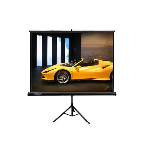 "Dopah Tripod Screen 70"" X 70"" (6' X 6') Matt White"