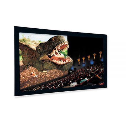 "Venova Fixed Frame Screen 92""D (45.1"" x 80.2"")"