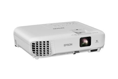 Epson EB-W06 WXGA 3LCD 3700 Lumens Projector
